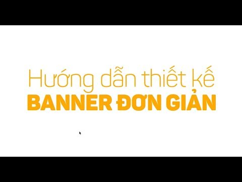 [PS - AI] THIẾT KẾ BANNER ĐẸP TRONG 1 TIẾNG - How to design a nice banner within 1 hour