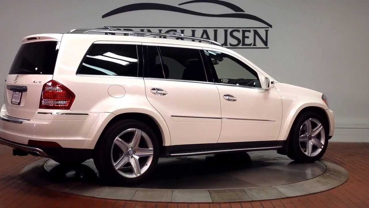 2011 mercedes benz gl class gl550 4matic youtube