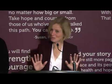 Premier Notley announces funding for Calgary Cancer Centre - Oct 28, 2015