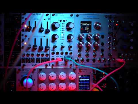Mutable Instruments Plaits (6/16) Wavetable oscillator