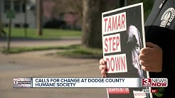 Calls for change at Dodge County Humane Society