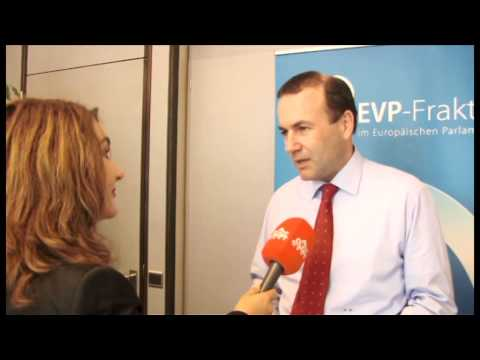 MANFRED WEBER ABC NEWS
