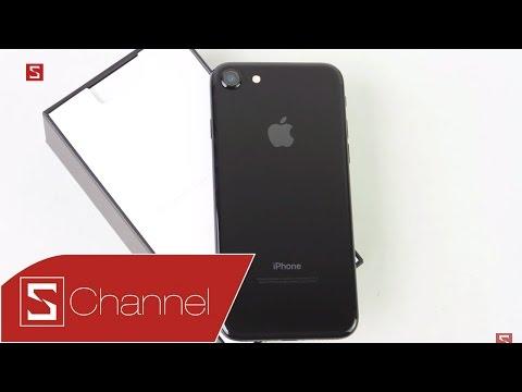 Schannel - Mở hộp iPhone 7 Jet Black đầu tiên tại Việt Nam: Đẹp nhất, đắt nhất và cũng bẩn nhất