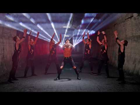 MYNAME INSOO(インス) 「NAKED LOVE」 Dance Ver.