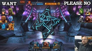 First 6-Star Crystal Opening   Marvel Contest of Champions