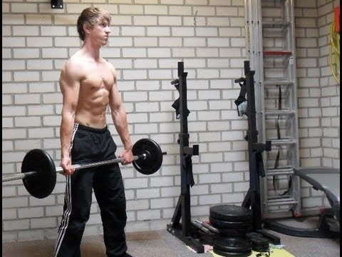 ''300'' barbell workout go insane with light weights
