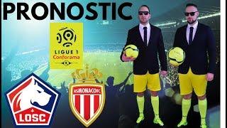 PRONOSTIC - Ligue 1 : LOSC Vs MONACO ⚽ PARIS SPORTIFS ⚽