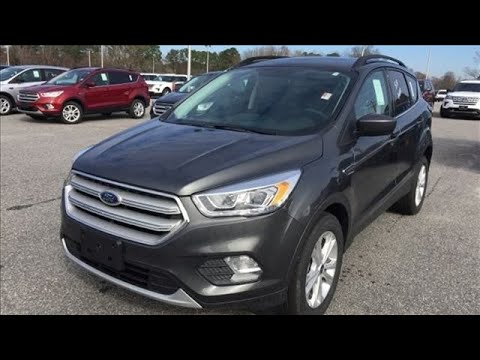 New 2019 Ford Escape Elizabeth City, NC #899089 - SOLD
