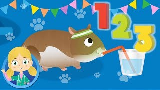 Gordon the Hamster + other animals visit Dr Poppy's Pet Rescue | Animal Cartoons for Children