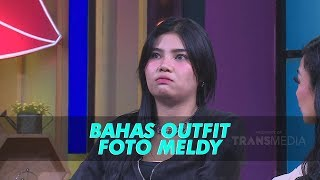 RUMPI - Bahas Outfit Foto Meldy  (8/7/19) Part 1