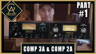 Golden Age Project|Comp3a & Comp2a| Distorted Guitars | Pt. I