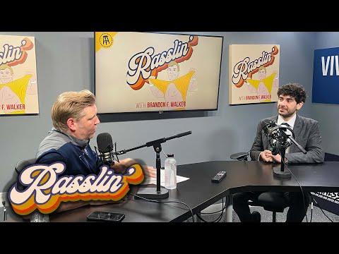 Tony Khan Calls out The WWE on Rasslin