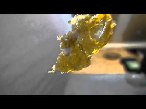 Bruce Banner Qwiso Oil Shatter Concentrate