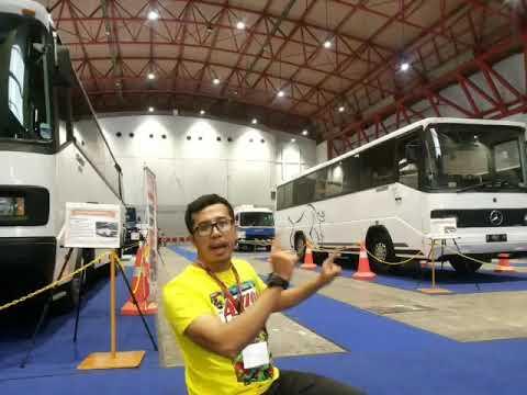 Lebih Dekat dengan Bus-bus Jadul di INCUBUS 2018