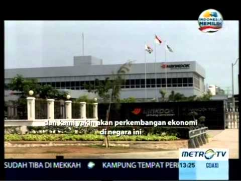 Grand Opening Hankook Tire Indonesia Plant