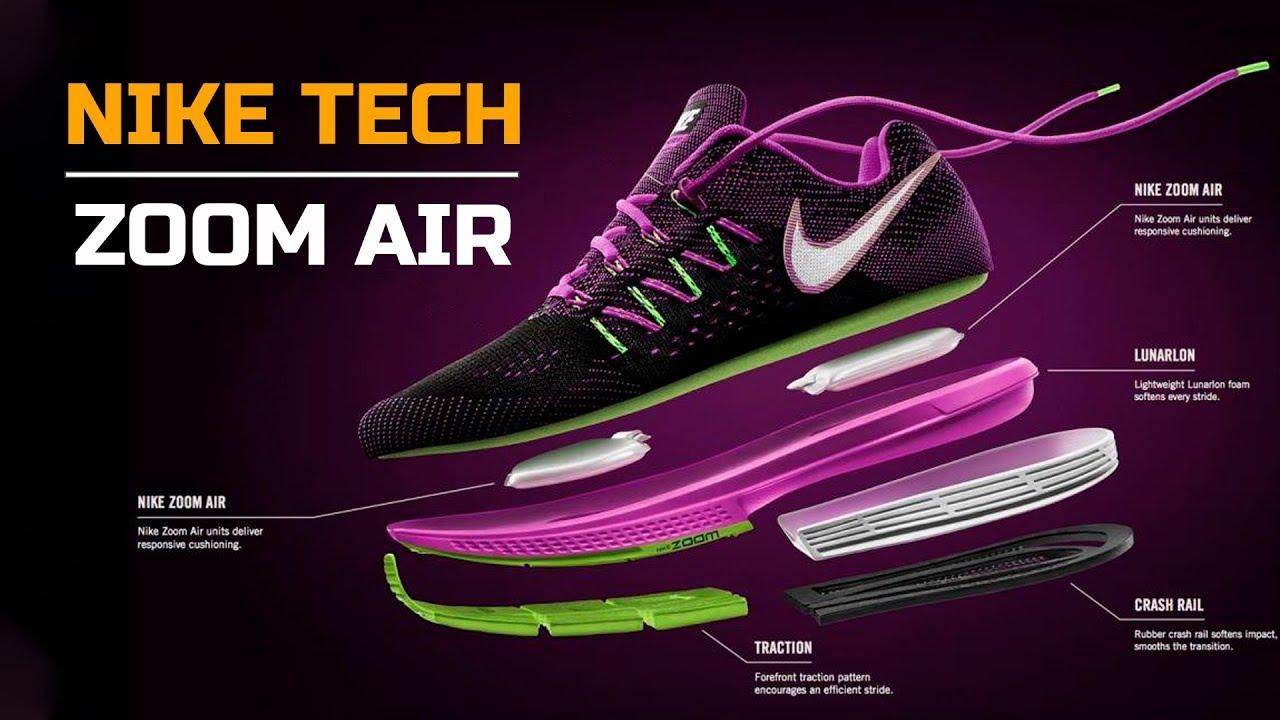 dd03ddb1 Nike Tech: Zoom Air | Технология которая возвращает энергию. - YouTube