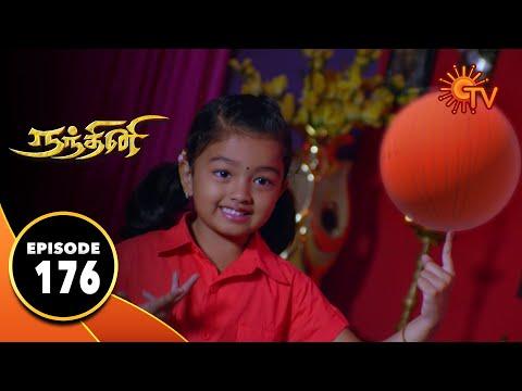 Nandhini - நந்தினி | Episode 176 | Sun TV Serial | Super Hit Tamil Serial