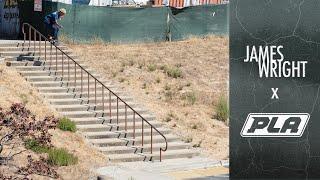 James Wright x PLA YouTube Videos
