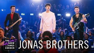 Jonas Brothers: Sucker Video