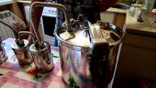 видео самогонный аппарат в Украине