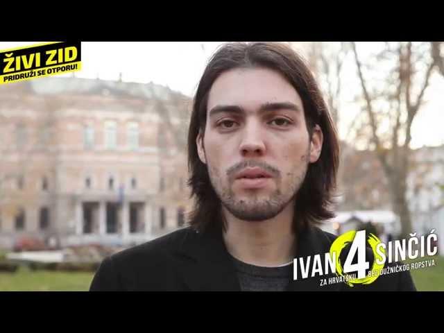 Ivan Sin?i?: Hrvatska je premrežena korupcijom