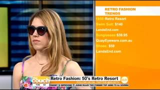 Retro Fashion: Looks Inspired By The 40s, 50s, 60s & 70s