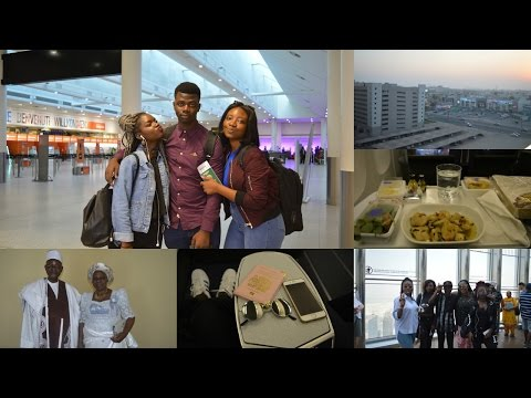 My  Holiday: Nigeria & Dubai 2016 Part 1