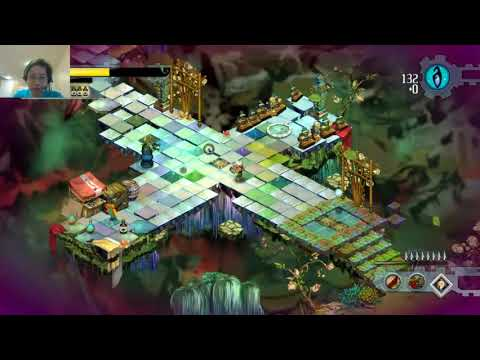 [Twitch] Bastion - Ep. 1 - Break from Mass Manufacturing