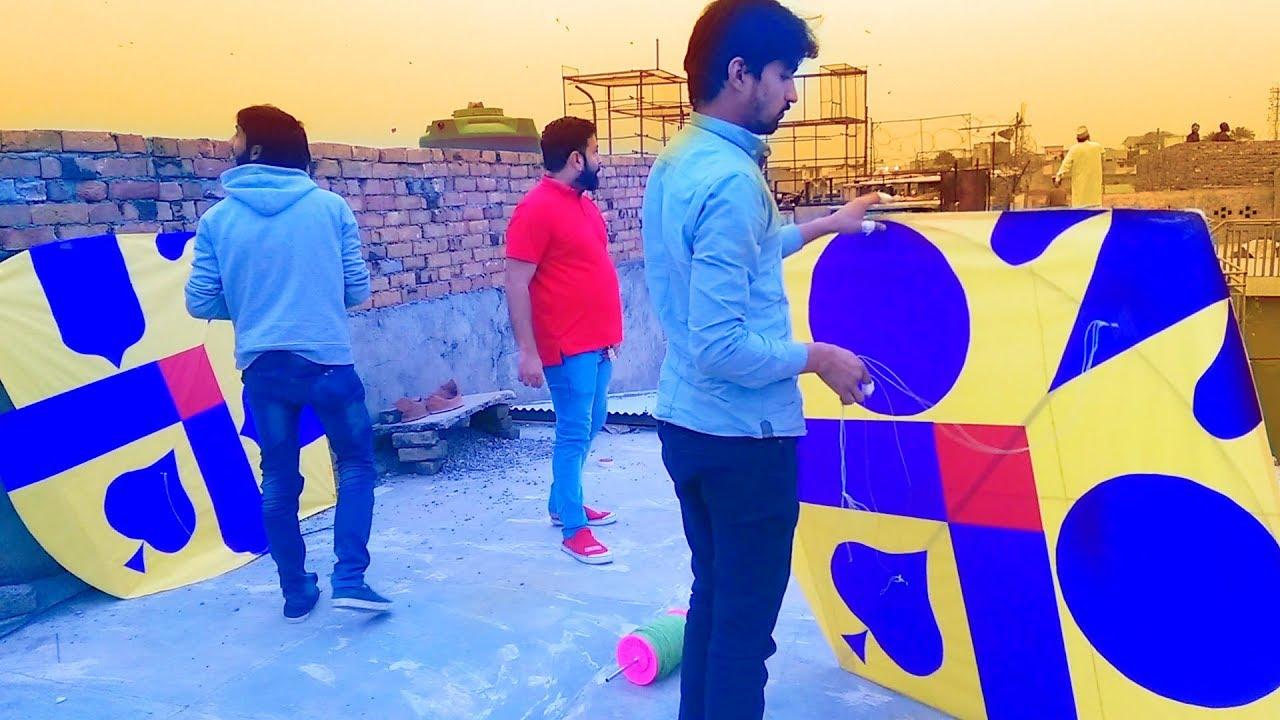 Basant kites pictures