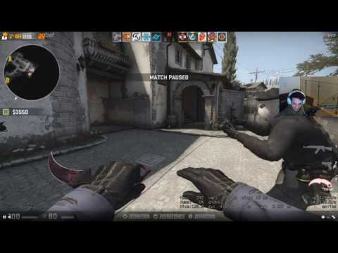 csgo steel ESEA Rank S Inferno (twitch stream)