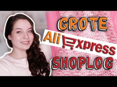 MEGA ALIEXPRESS SHOPLOG !!