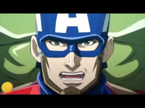 Future Avengers: Anime Openning