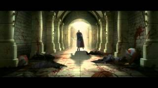 Dark Souls: Animation Trailer 2016 Anime Movie (Berserk Parody)