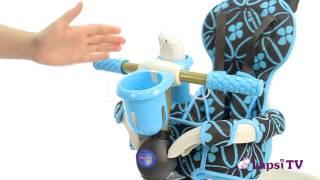 Обзор Smart Trike Dream (Смарт Трайк Дрим)(Новинка 2013 года - велосипед Smart Trike Dream Детальная информация о велосипеде на нашем сайте: http://3porosenka.com.ua/group/1/velo..., 2014-03-14T08:34:29.000Z)
