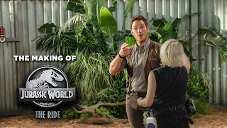 The Making of Jurassic World - The Ride
