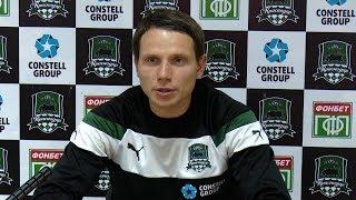 Дмитрий Кудинов   «Обе команды были очень мотивированы»