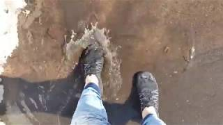 Ultimate Watershoes Unboxed, Tested In Melted Snow & Reviewed. HUGE Discount Code & Purchase Link.