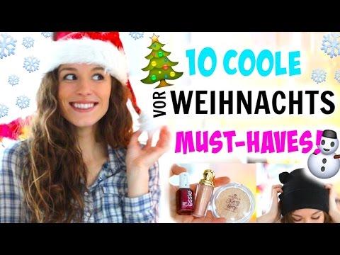 10 COOLE DINGE FÜR WEIHNACHTEN UND DEN WINTER!