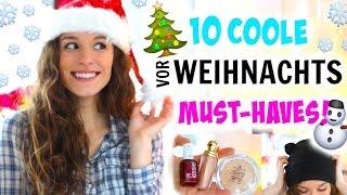 10 COOLE DINGE FÜR WEIHNACHTEN UND DEN WINTER! ♡ BarbieLovesLipsticks
