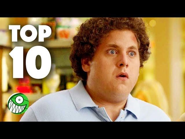 10 escenas de comedia que fueron IMPROVISADAS