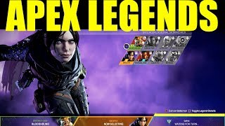 Apex Legends Vs Fortnite Review (Is this the new fortnite) Apex Legend Win Gameplay