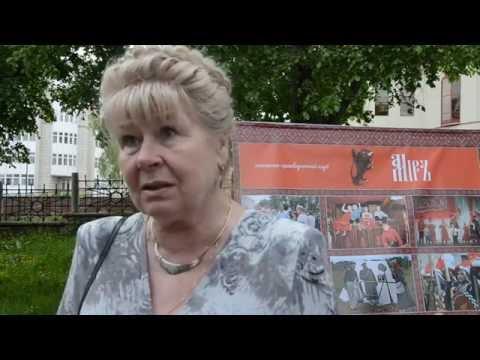 Людмила Крылова о значении фестиваля Мы-славяне