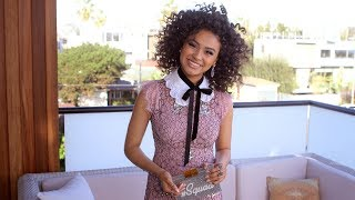 Road to the Orange Carpet with Daniella Perkins | Seventeen + Nickelodeon