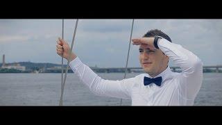 В морском стиле! Свадебный клип! Свадебная видеосъемка в Киеве.