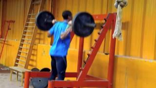 Training - Jimmy Vicaut