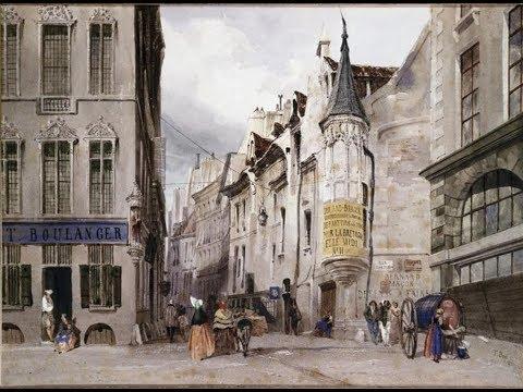 Villages of Paris - Lecture 3 - The Marais