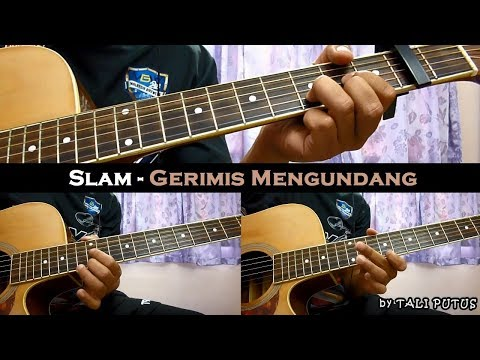 Slam - Gerimis Mengundang (Instrumental/Full Acoustic/Guitar Cover)