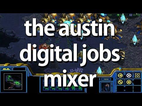 the austin digital jobs mixer