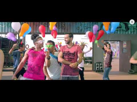 Making of happy budy ABCD2 (FULL VIDEO)