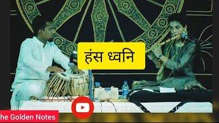 Hansdhwani-Palak Jain-The Golden Notes- Chakradhar Samaroh - Tabla- Ved Prakash Aditya